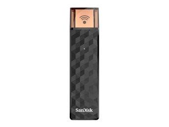 SANDISK Connect Trådlös USB 16GB För Apple Android PC Mac - Höganäs - SANDISK Connect Trådlös USB 16GB För Apple Android PC Mac - Höganäs