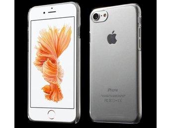 """Apple Iphone 7 skal 4,7"""" transparent - Eskilstuna - Apple Iphone 7 skal 4,7"""" transparent - Eskilstuna"""