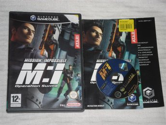 Nintendo GameCube: Mission Impossible Operation Surma