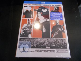 Bluray In Flames - Sounds from NY BILLIG!!!! - Kristianstad - Bluray In Flames - Sounds from NY BILLIG!!!! - Kristianstad