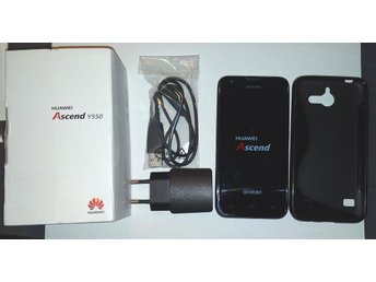 SMARTPHONE Huawei Ascend Y550-L01 - Mölnlycke - SMARTPHONE Huawei Ascend Y550-L01 - Mölnlycke