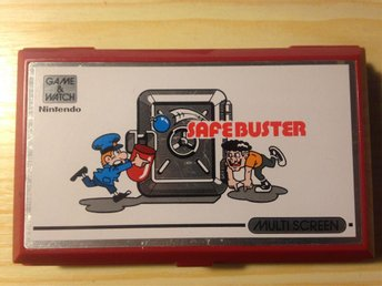 Game & Watch Safebuster