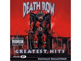 Death Row Greatest Hits (2 CD) Ord Pris 209 kr SALE