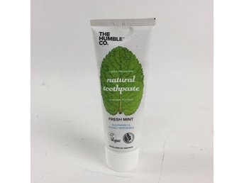 The Humble Co., Tandkräm, Natural Toothpaste Fresh Mint