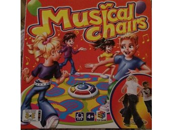 Spel Musical chairs