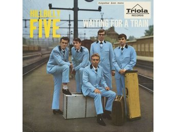 Hillbilly Five - Waiting For A Train vinyl LP