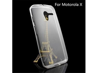 Soft TPU Case Ultra Thin Transparent Clear Cover Skin For Motorola Moto X