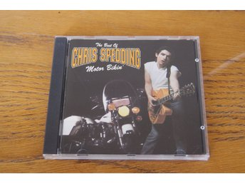 Chris Spedding -  Motor Bikin' - The Best Of Chris Spedding