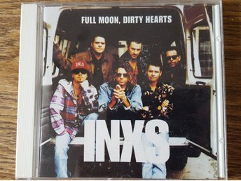 INXS – Full moon, dirty hearts CD 1993 Ray Charles, Chrissie Hynde Pretenders