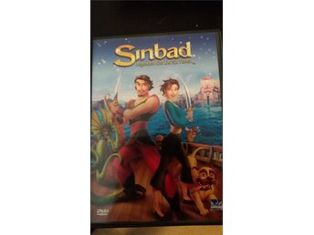 Sinbad: Legenden om de Sju Haven - Dreamworks SVENSK
