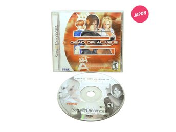 Dead or alive 2 (USA / DC)