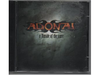 CD - Adonai  - A flipside of the score  - `2001