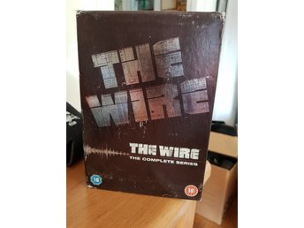 The Wire dvd bästa serien