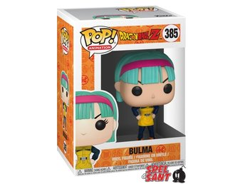 Pop! Dragon Ball Z Bulma Vinyl Figure