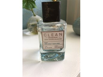 Exklusiv CLEAN Eau de Parfum, Avant Garden - white amber & warm cotton, 100 ml