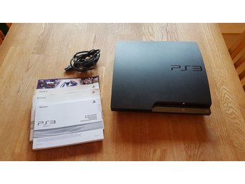 Playstation 3 120GB / PS3 120GB CECH2004A - FINT SKICK !!