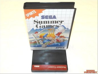 Summer Games (SMS)