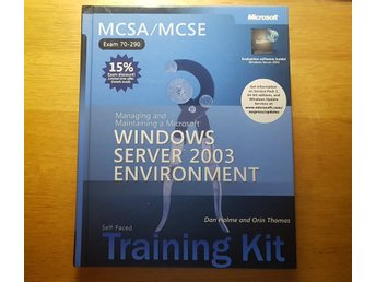 Windows Server(TM) 2003 Environment, Second Edition (Microsoft Press)