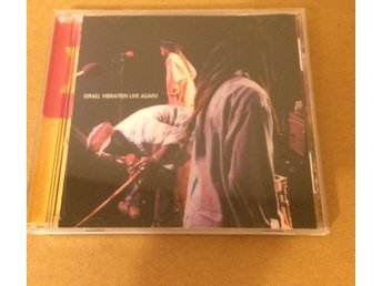 CD,Israel Vibration  Live Again