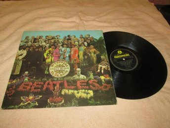 BEATLES SGT PEPPERS LONELY HEARTCLUB BAND  UK