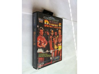 Megadrive: WWF Royal Rumble
