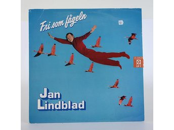Jan Lindblad - Fri som fågeln LP