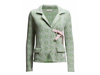 NY Odd Molly #233 lovely knit jacket stl 0 kofta green grön cardigan - Skellefteå - NY Odd Molly #233 lovely knit jacket stl 0 kofta green grön cardigan - Skellefteå