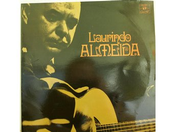 LP. LAURINDO ALMEIDA - GUITAR RECITAL.