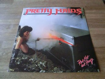 PRETTY MAIDS - RED HOT AND HEAVY (HARD ROCK METAL )