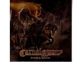 Carnal Agony-Preludes & nocturnes / CD / Power/Thrash Metal