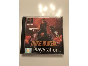 Duke nukem - Playstation 1 (PS1)
