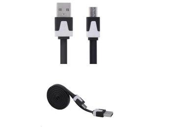 USB laddare till micro USB 5 pin Svart 2 meter Samsung mfl - Borås - USB laddare till micro USB 5 pin Svart 2 meter Samsung mfl - Borås