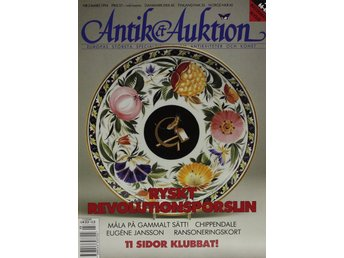 Nr 3, 1994, Antik & Auktion
