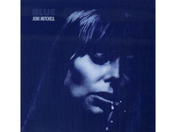 Mitchell Joni: Blue 1971 (Rem) (CD) - Nossebro - Mitchell Joni: Blue 1971 (Rem) (CD) - Nossebro