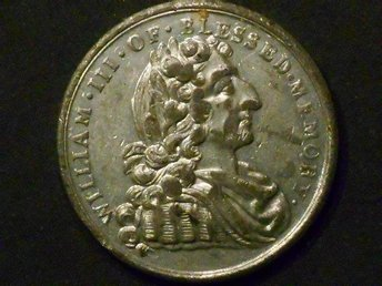 ## ÄLDRE MEDALJ  (WILLIAM III 1788 (33 mm...