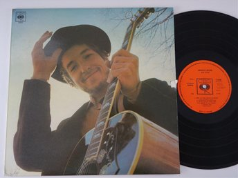 Bob Dylan - Nashville skyline ALL-TIME GREAT COUNTRY ROCK LP!