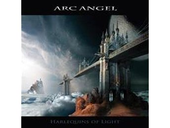 Arc Angel: Harlequins of light 2013 (CD) - Nossebro - Arc Angel: Harlequins of light 2013 (CD) - Nossebro