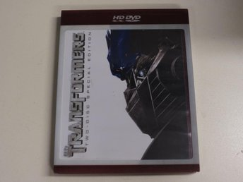 TRANSFORMERS (HD DVD) 2-disc Special Edition