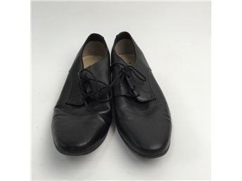 H&M black shoes 42