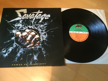 Savatage-Power of the night/Metal/Rare!/Exc