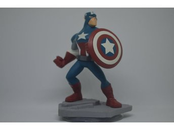 Disney Infinity - Captain America Marvel - Wii Xbox PS3 PS4 -