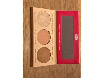 The Balm Manizer Sisters Bronzer, Blush & Highlighter