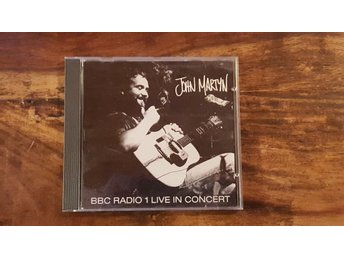 John Martyn / BBC Radio 1 Live In Concert / CD 1992 / Windsong Records