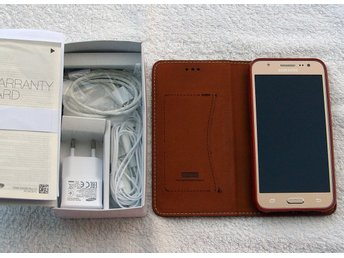 Samsung Galaxy J5 8GB Gold i nyskick