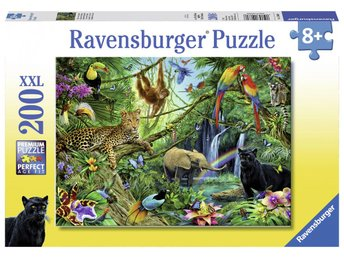 Ravensburger Animals in the jungle 200 bitars Pussel XXL