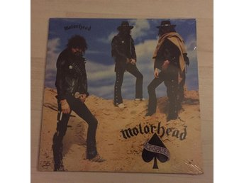MOTÖRHEAD - ACE OF SPADES. NEW. LP