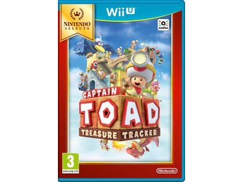Captain Toad: Treasure Tracker (Selects)