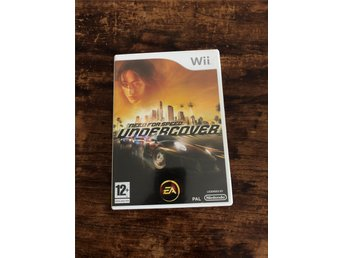 Need For Speed Undercover - Nintendo Wii
