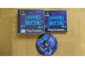 PlayStation/PS1: Critical Depth