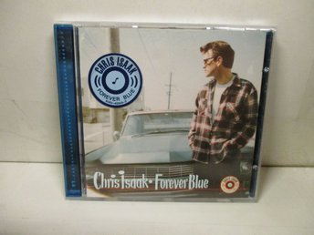 Chris Isaak - Forever Blue - FINT SKICK!